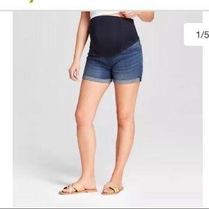 EUC Maternity Shorts (2 pairs)